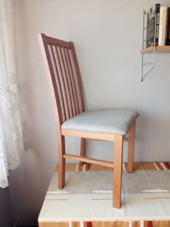 Krzesła drewniane 4 szt - NOWE !!!