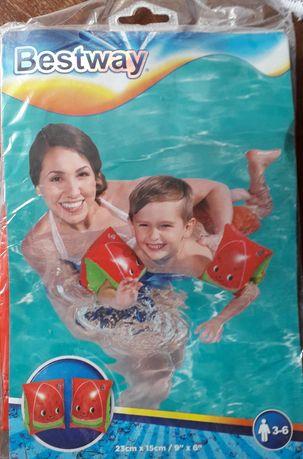 Нарукавники для плавания Бествей