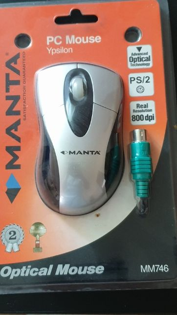 Mysz Optyczna Manta Ypsilon (MM 746)