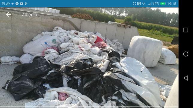 Śmieci rolnicze