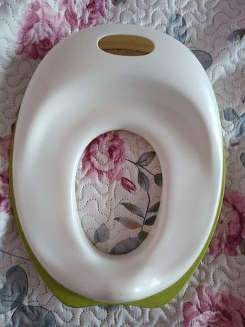 Nakładka na sedes ubikację toaletę
