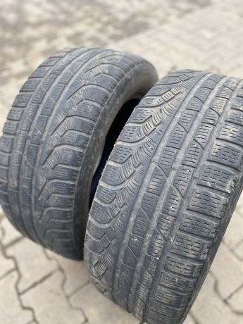225/55/16 Pirelli, гума зимня, резина зимняя r16 bmw e60