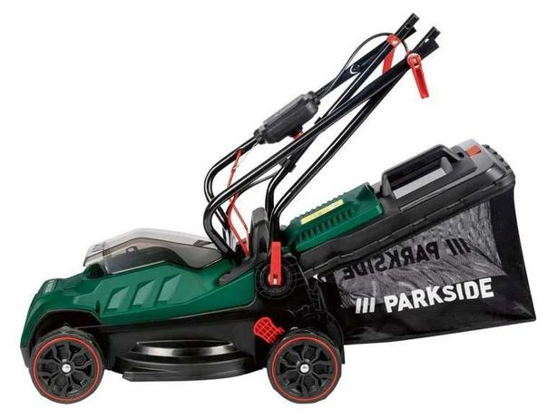 Kosiarka do trawy akumulatorowa PARKSIDE PRMA 20-Li A1