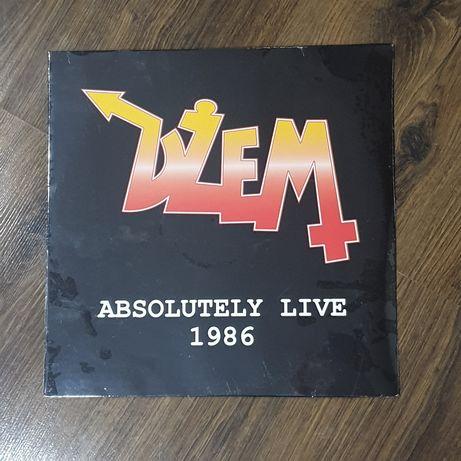 Dżem - Absolutely Live LP UNIKAT nowa!