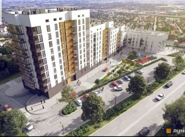 Продаж 2-кімнатної квартири в ЖК Плюс по вул.Малоголосківська