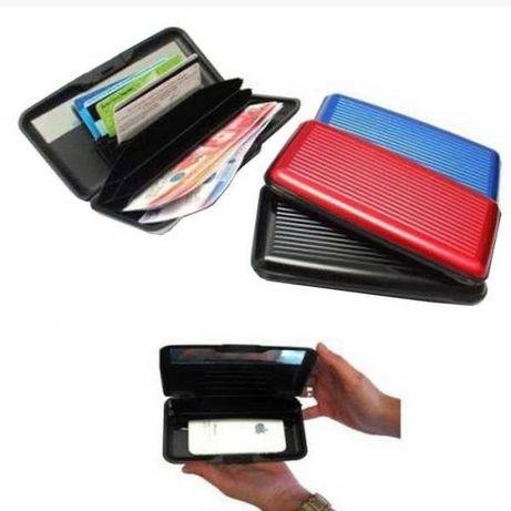 Гаманець кошельок візитниця security credit card wallet