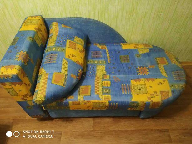 Детский раскладной диван-малютка