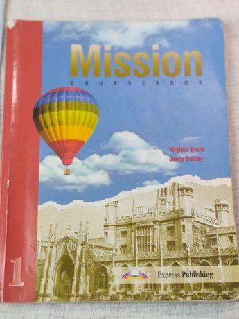 Książka do angielskiego Mission 1 Virginia Evans, Jenny Dooley