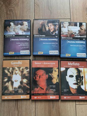 Filmy DVD kinoteka kultowe filmy mefisto ghandi Cinema paradiso