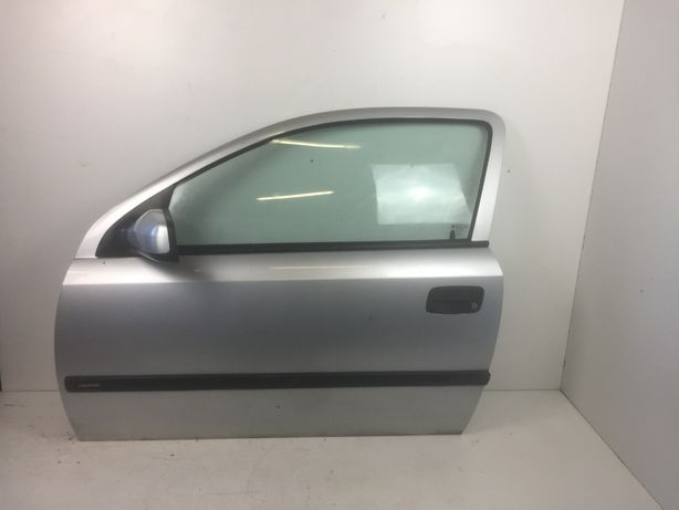 Opel Astra G II 2 3D Drzwi Lewe Przednie Lewy Przód LP Lakier Z147