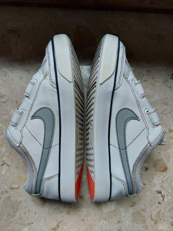 Białe buty  nike 32