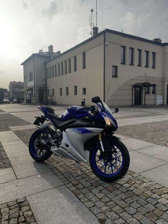 Yamaha yzf 125r 2016r nie rs4 gpr derbi