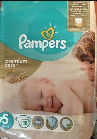 Подгузники памперсы Pampers Premium Care 5