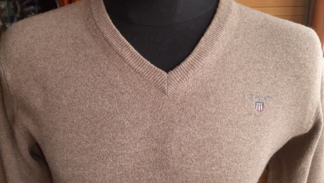 мужской свитер GANT Extra Fine Lambswool