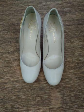 Туфли кожаные 40 размер