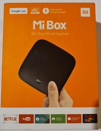 Xiaomi Mi Box S 4K UH- SMART TV- Android 8.1 HDMI