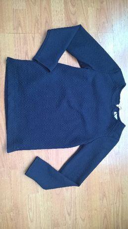 granatowa bluza, sweter F&F r S
