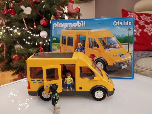 Samochód autobus playmobil 6866 j. Nowy