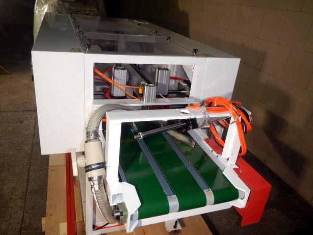 Automat do produkcji rękawic foliowych, torebek HDPE RHT 600
