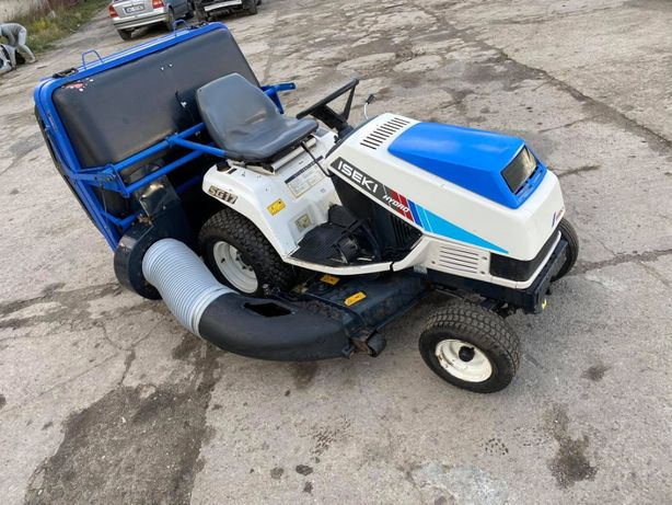 traktorek kosiarka iseki sg 17 diesel 3cyl super stan!!!
