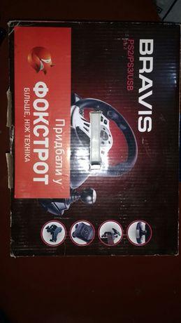 Руль Bravis PU-V66 новый, в заводской упаковке.