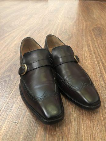 Туфли,монки,лоферы Lazzeri(43 розмер)