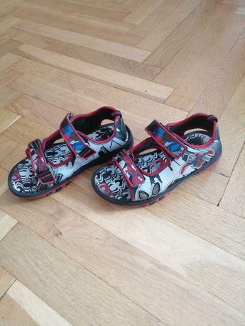 Sandałki Spiderman MARVEL 30
