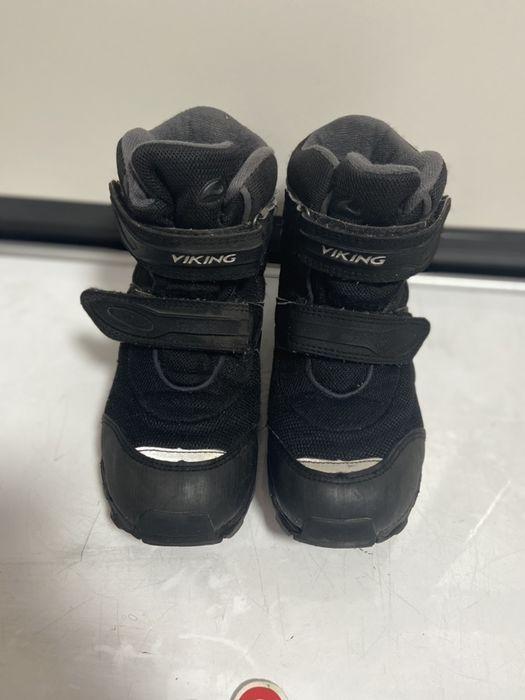 Зимние ботинки gor tex viking 38 р Мерефа - изображение 1