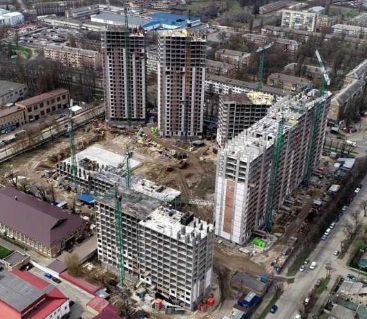 ЖК Отрада продам 1к квартиру в Соломенском районе Отрадный 93/2