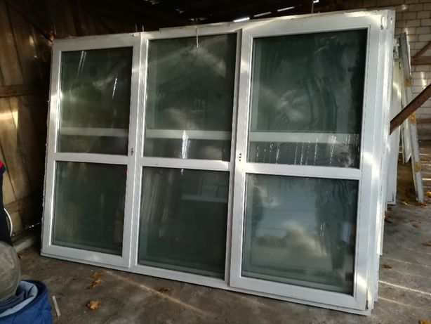 Okno 272x195(wys) (np. Na szklarnie i inne)