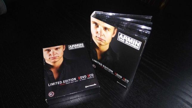 DVDs e CDs Armin Van Buuren