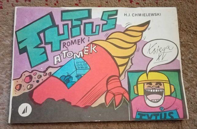 Komiks Tytus Romek i A'Tomek