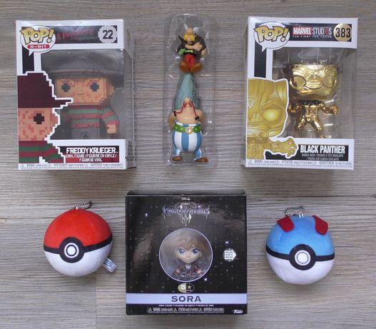 Colecção Pack Figuras Coleccionáveis Diversas (Funko Pop/Pokémon/etc)