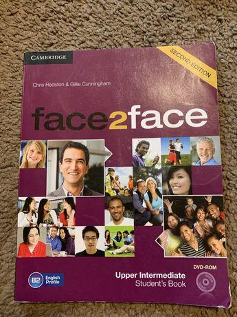 Podręcznik Face2face Second Edition, j. angielski