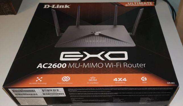 Router D-Link DIR-882 AC2600