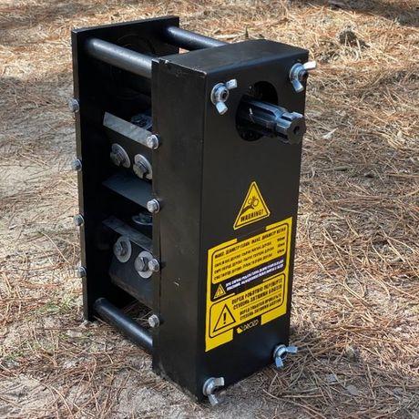 Измельчитель/дробилка веток Подрібнювач гілок режущий модуль DD-80
