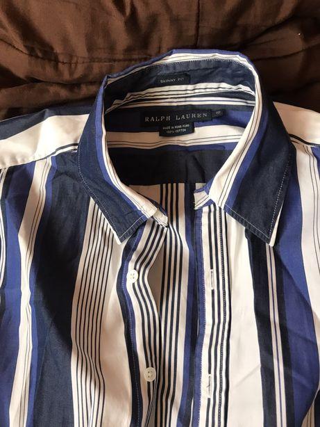 Ralph Lauren рубашка оригинал