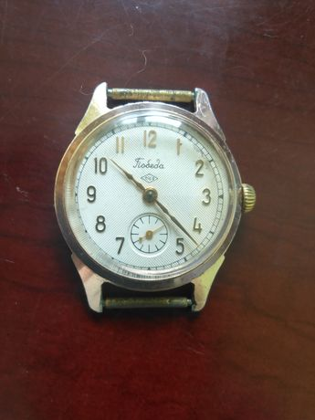 Zegarek radziecki Pobieda vintage