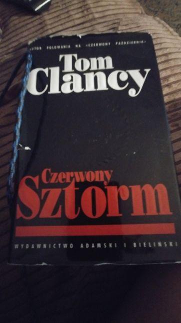 Czerwony Świt Tom Clancy