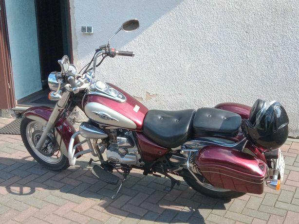 Sprzedam motocykl JINLUN