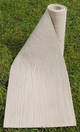 Deska elastyczna elewacyjna. Panel elewacyjny. Bezbarwna + lazura