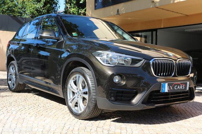 BMW X1 20 d sDrive Auto Line Sport