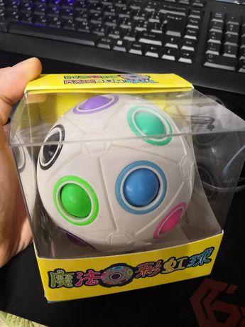 Шар Орбо MoYu Rainbow Ball Пятнашки, головоломка, большая