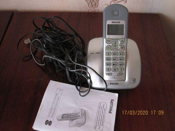 радиотелефон PHILIPS 100 руб.