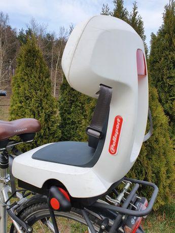 Rezerwacja Fotelik rowerowy do 35 kg dla większego dziecka