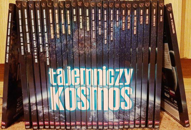 """Kolekcja DVD """"Tajemniczy Kosmos"""" BBC"""