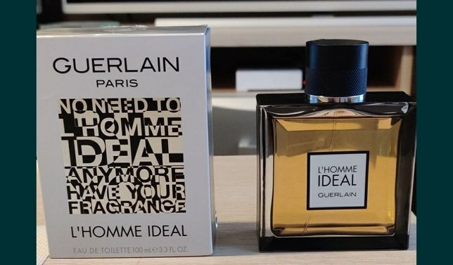Guerlain L'Homme Ideal 100ml 2016r.