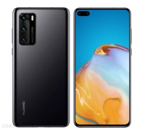 Huawei p40 czarny