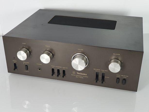 Technics SU 7100 wzmacniacz 2x50W 4 ohm Vintage Dobór audio