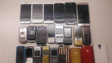 Сенсорные, старые телефоны и муляжи
